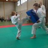 Bonsai karate examens Juli 2013